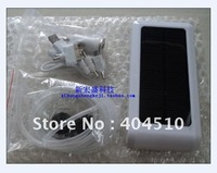 Free shipping multifunctional solar oxygenation pump oxygenator pump pumps the built-in battery cell phone charger lights