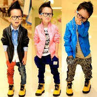 Брюки для девочек piece 2013 autumn children's clothing child jeans male female child trousers pants 6d-5 st jeans
