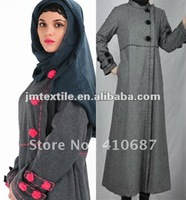 islamic clothing arabic clothing for muslim women clothing Kaftan, Abaya, Jalabiya, Jilbab, Arabic KJ-WAB 1005