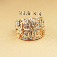 ITALINA fashion ring female accessories