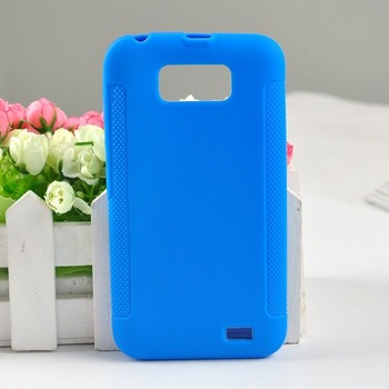 10pcs/lot Soft TPU Gel Back Case For Gionee GN700W or Fly IQ441 Radiance anti-skid style Cell Phone Cover Free Shipping