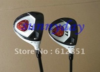 1 pc 11 golf fairway wood (#3 or #5) loft with R/S graphite shaft and free headcover freeshipping