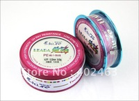 Free Shipping High Quality 4X-Knots Multi-colors Braid Fishing Lines 160m/130m 0.4#/0.10mm/3.7kg---4.0#/0.320mm/24.5kg