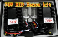 75W 12V HID Xenon Conversion Kit H1 H3 H7 H8 H9 H10 H11 9005 9006 4300k-12000K
