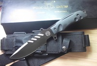 FOX KNIVES FOX-PREDATOR-1 Hunting Camping Knife, Survival Knife