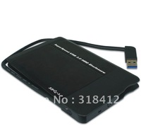 Free shipping Hot sell popular style 2.5 inch SATA to USB 3.0 HDD Enclosure / Box Good prices