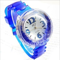 Free shipping wholesale  Silicone electronic watch,hottest Wide strap Anion watch,fashion Waterproof electronic watch