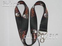 Free Shipping Brand New Metal Mulisha neck  lanyard  with DGK ID KEY neck strap