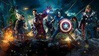 """10 The Avengers Art 2012 - Marvel Hot Movie 25"""" x 14"""" Poster"""