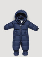 2012 winter children's clothing baby down coat child down coat set jumpsuit romper male female child