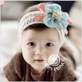 Baby Big Flower Headband Girls Flower Hairbands Chiffon Baby Hair Ornament Fashion Accessories