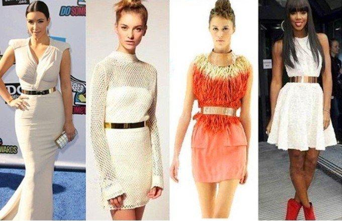 6 gợi ý dùng dây thắt lưng hiệu quả trên trang phục