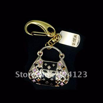 genuine 2gb/4gb/8gb/16gb/32gb Keychain bag shape USB Flash Drive Pen Drive Memory Stick Drop Shipping FREE SHIPPING