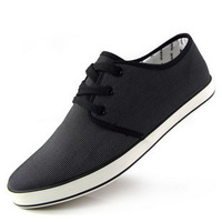 Free shipping fashionable men's casual shoes man canvas shoes Men's sneakers