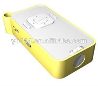 MP3/MP4 multimedia projector