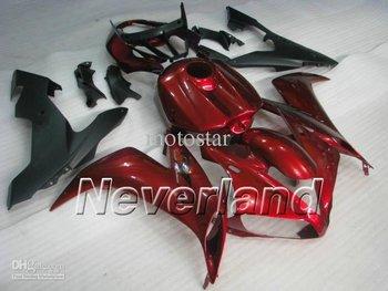 Bordeaux bodywork fairings for 2004 2005 2006 YZF R1 04 05 06 YZF-R1 YZFR1 1000 yzf1000 fairing kit