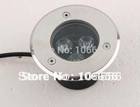 AC85-265v or DC12v IP67 waterproof 3w led underground light floor lamp uplighter