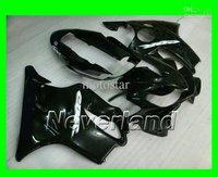 black bodywork for HONDA fairing kit CBR600F4i CBR600 F4i 04 05 06 07 CBR 600 2004-2007 fairings