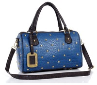 Сумка через плечо Women Lady Designer Satchel Shoulder Purse Handbag Tote Bag assorted Colors