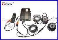 DHL Free Shipping Car DVR,H.264 Digital Video Vehical DVR kit,PC Play Back,Backup,2 Channel Truck /Bus Security DVR Kit