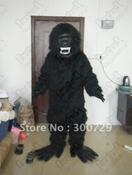 orangutan costumes Pongo pygnaeus Gorilla mascot costumes(China (Mainland))