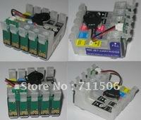 New Arrival  T1281NR small ink cartridges for CISS Epson S22/SX12/SX130/SX235/SX420/SX425/SX435/SX445, 8 set/Lot