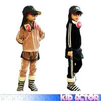 парень актер] спортивный костюм девушка наборы леопард пота рубашка 3 кусок наборы новые детские наборы мода девушка
