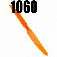 20pcs  1060 aeroplane airplane 2 blade Rotating Propellers Propeller