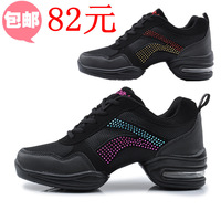 2012 summer gauze elevator dance shoes modern dance shoes square dance shoes slimming dance shoes women's shoes