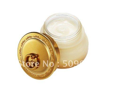 Wholesale 100% Quality Guarantee 3pcs/lot skin food top Gold Caviar Facial Cream Face Cream 45ml Free shipping(China (Mainland))