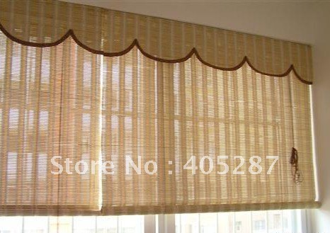 Bamboo Roller Blinds /Roler Shade/Window Shade/Curtain Blinds(China (Mainland))
