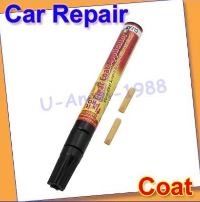 20 pcs/lot Clear Fix It Pro Car Scratch Repair Remover Pen Simoniz clear coat applicator + free shipping(China (Mainland))