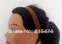 Free shipping Genuine leather basketball headband 100 pieces/lot