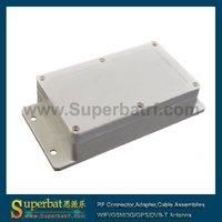 """Plastic Enclosure Case sealed junction box 1286-6.22""""*3.54""""*1.85""""(L*W*H)"""