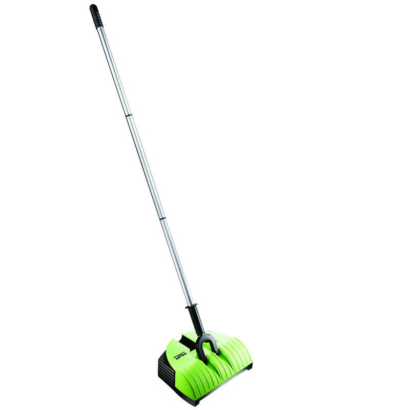 automatic broom