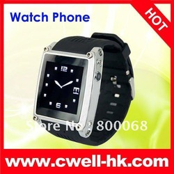 High definition touch screen MQ668 Watch Mobile Phone(China (Mainland))