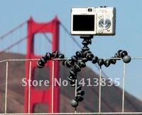 Wholesale Mini Tripod small Gorilla type Digital camera stand Flexible