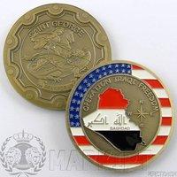 OPERATION IRAQI FREEDOM IRAP WAR CHALLENGE COIN T016