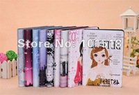 "5pcs/lot&free shipping Beautiful Lovely Girl Leather Case Cover Skin For Apple Ipad MINI 7""tablet"