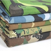 2012 Wholesale Army Green Camo Camouflage cloth / fabric / military clothing polyester cotton camouflage