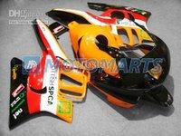 YL/RD/BK fairing for CBR600F3 95-96 CBR600 F3 1995 1996 CBR 600 F3 95 96 bodywork kit & windscreen