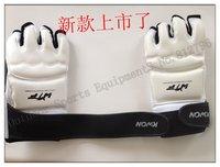 New 3Colors High quality Half-finger glove  Boxing gloves  Sanshou fighting sandbag gloves  muay  Free Shipping