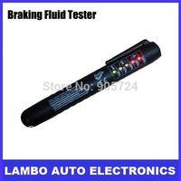 2012 5 LED Mini Electronic Brake Fluid Liquid Tester Test Pen Auto Car Vehicle Tool Free Shipping