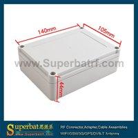 "Plastic Project Box Electronic Enclosure Case1406-5.51""*4.13""*1.73""(L*W*H) sealed junction box"