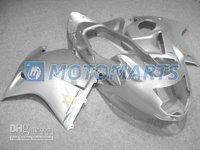 Silver Fairing body For HONDA CBR1100 CBR1000XX CBR 1100 1100XX fairing kit