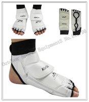 White High quality Half-finger glove  Nursing ankle Sanshou fighting sandbag gloves muay Foot care Free Shipping