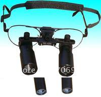 Quality Guarantee-Wholesale-7X Loupe Glasses type Magnifier/Binocular dental loupes 7X Dental Surgical Binocular