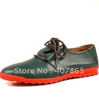 casual shoes autumn and winter fashion shoes trend genuine leather male commercial leather