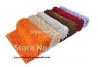 Free shipping Eco-friendly Chenille carpet door mats Ottomans carpet bathroom absorbent mat bedroom carpet 60*40CM