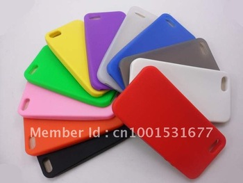Flat Silicone Cases For 5G 55th